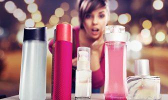 Parfum im Vorstellungsgespräch