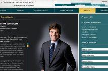 Christian Jerusalem, Senior-Partner bei Korn/Ferry