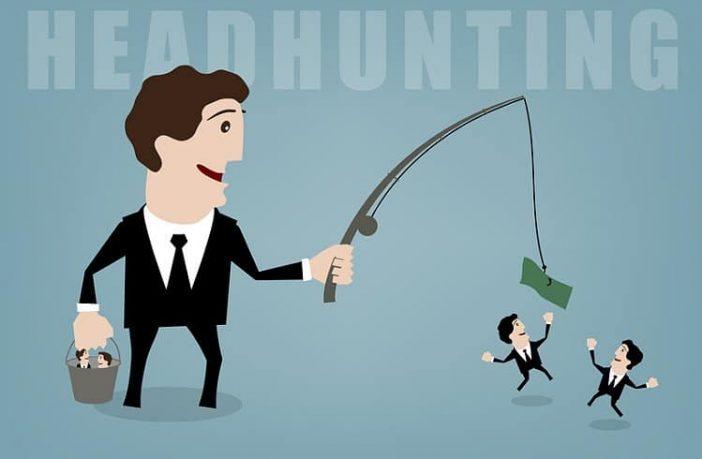 Headhunter sucht nach Mitarbeiter