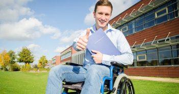 Traumjob trotz Behinderung