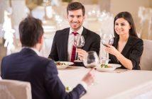 Beim Business-Essen lauern zahlreiche versteckte Fettnäpfchen