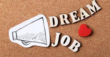 Traumberuf und Traumjob sind zwei unterschiedliche Dinge