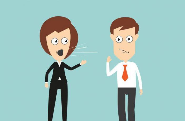 Konflikte im Job ansprechen und lösen