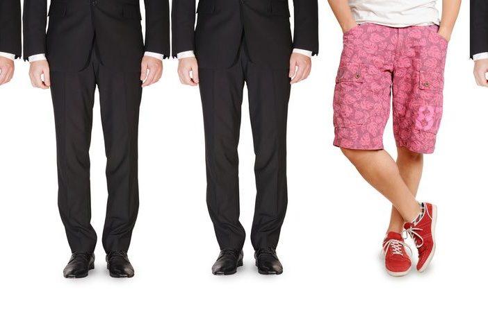 Top 10 der sommerlichen Modesünden am Arbeitsplatz