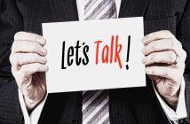 Coaches beraten Privatpersonen und Unternehmen