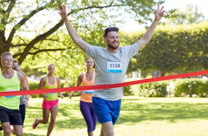 Marathonläufer sind im Job erfolgreicher?