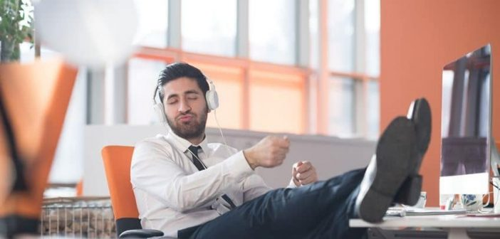 Music at work: More productivity or just annoying?