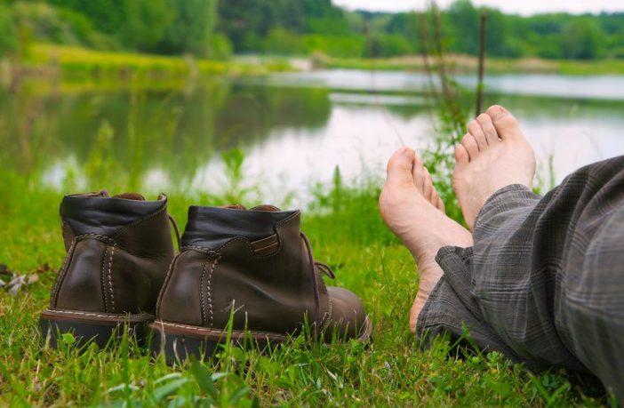 Entspannen nach der Arbeit