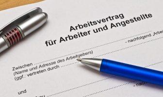 Arbeitsvertrag ohne Befristung