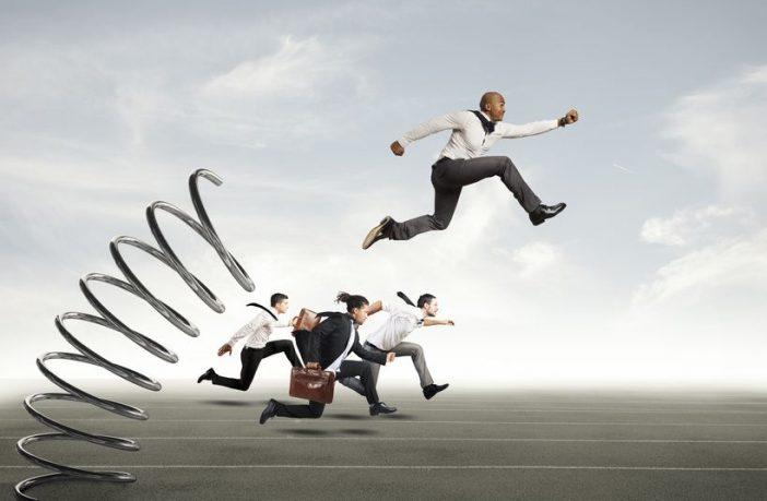 Sie Sie ehrgeizig oder schon Karrieregeil?