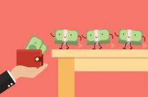 Mehr Geld im Portemonnaie