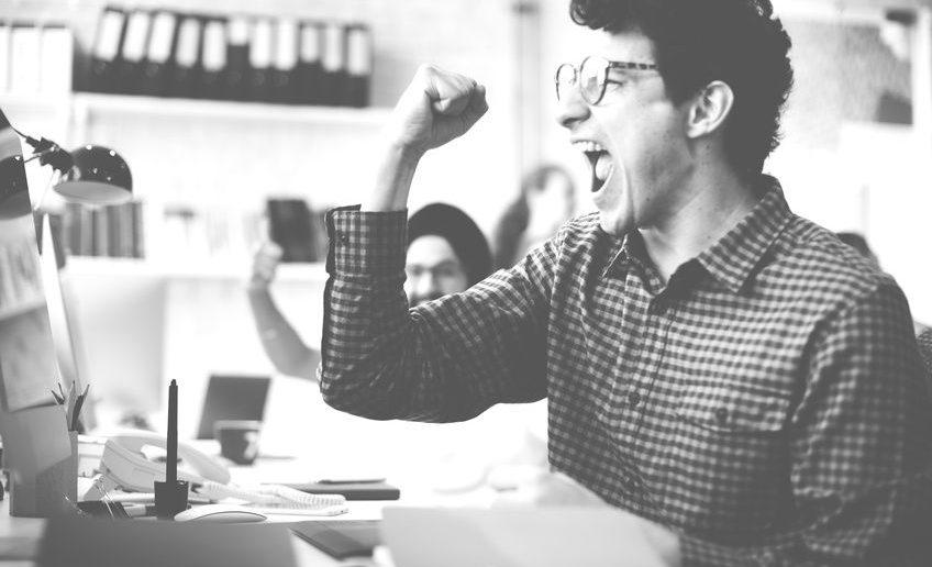 """Menschen, die einen """"mittleren Ehrgeiz"""" aufweisen sind am leistungsstärksten und erfolgreichsten"""