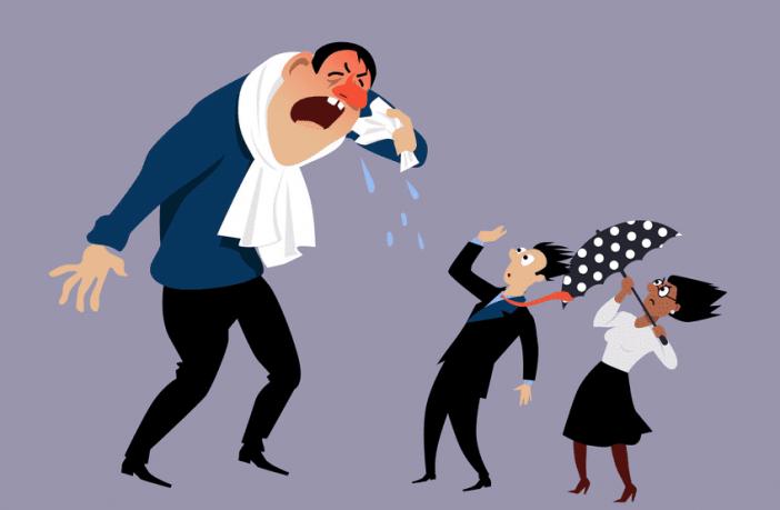 Arbeitnehmer erkrankt während der Probezeit im neuen Job