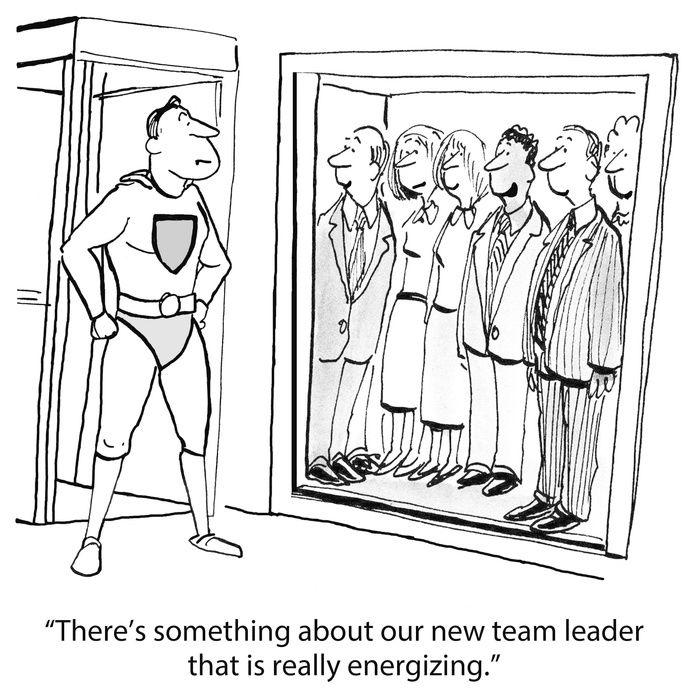"""Wie sieht dann """"richtige"""" Transparenz für Führungskräfte aus?"""