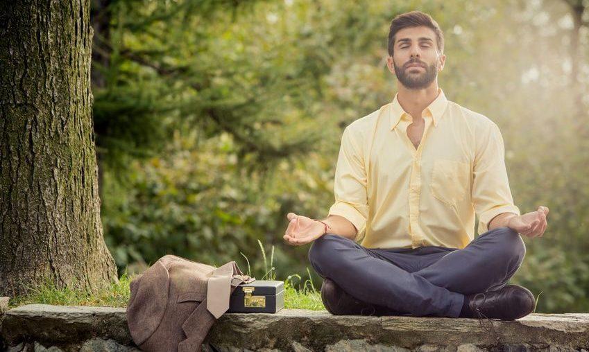 Durch Meditation zur Ruhe kommen und sich selbst wiederfinden
