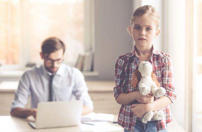 Die Digitalisierung wirkt sich nachteilig auf die Familie aus