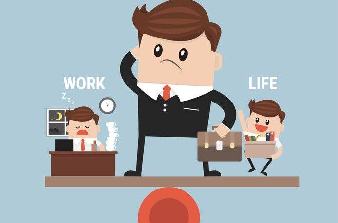 Work-Life-Balance war gestern