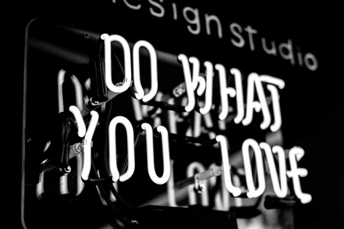 do what you want beleuchtet