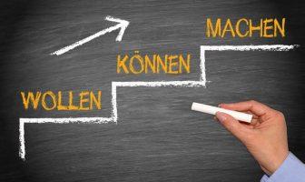 Wollen, Können, Machen - Motivation und Willenskraft zur Zielerreichung