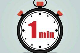 KAIZEN: Sie brauchen nur 1 Minute/Tag, um all Ihre Ziele zu erreichen