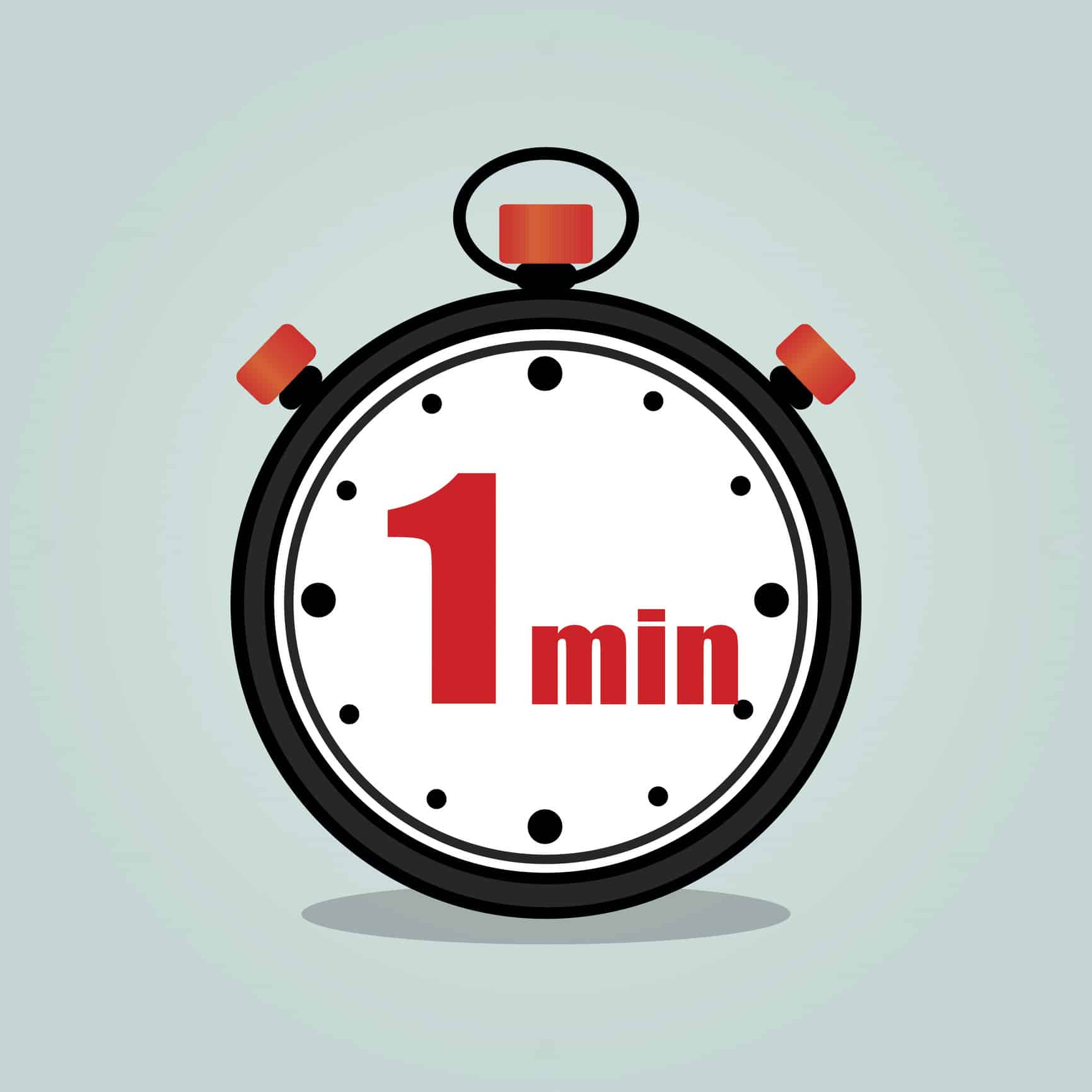 Mit nur 1 Minute pro Tag kann man jedes berufliche Ziel erreichen