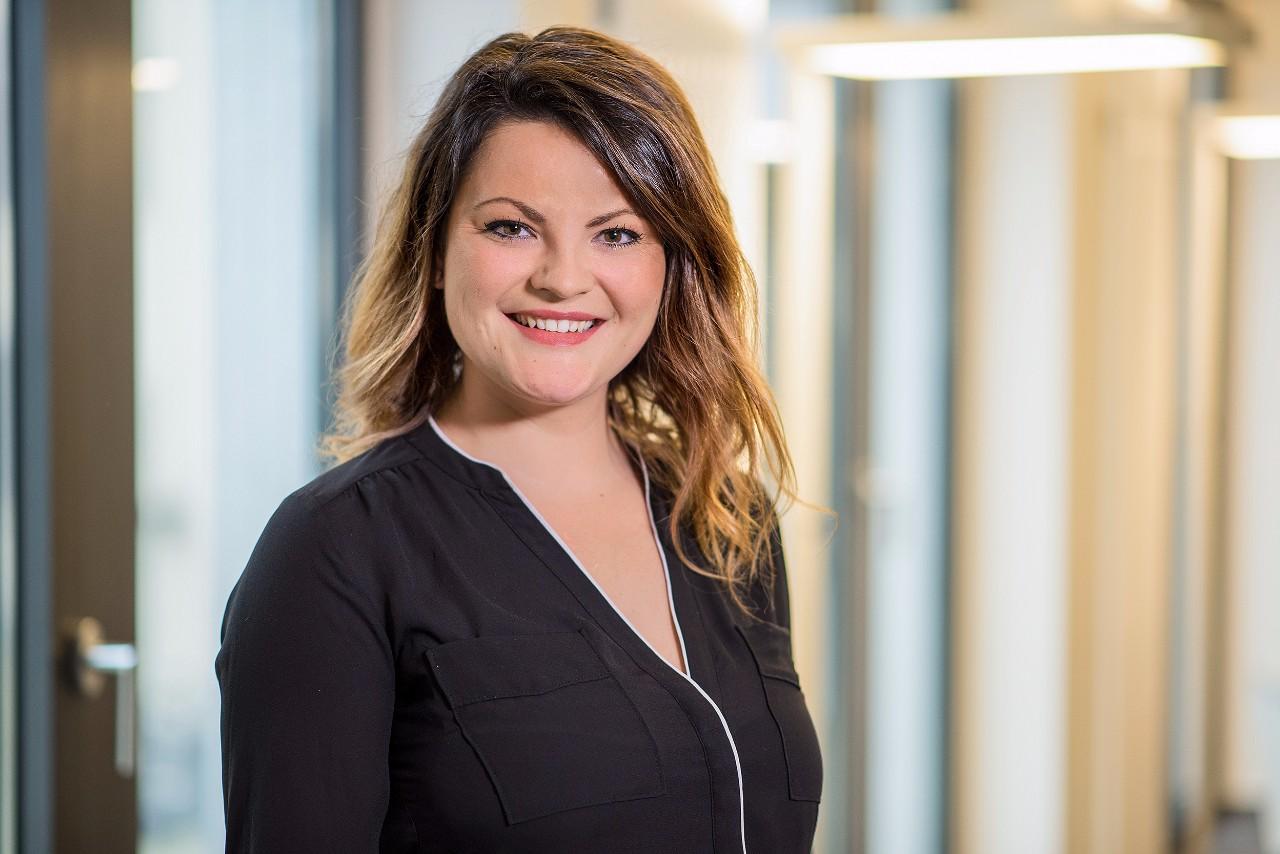 Angelique Stranz, Recruiting Consultant bei GULP