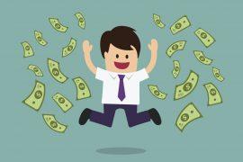 Studie: Glück können Sie sich tatsächlich durch Geld kaufen – mit diesem einfachen Trick