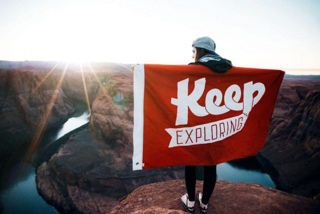 Abenteuer und Erlebnisse machen uns glücklicher