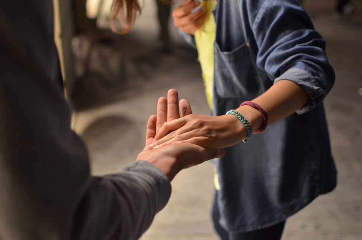 Soziales Engagement und Ehrenämter sind ein Vorteil in jeder Bewerbung