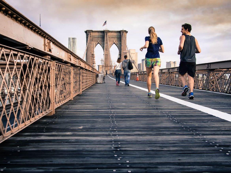 Joggen ist nicht nur gut für die körperliche Gesundheit, sondern auch für die Konzentration