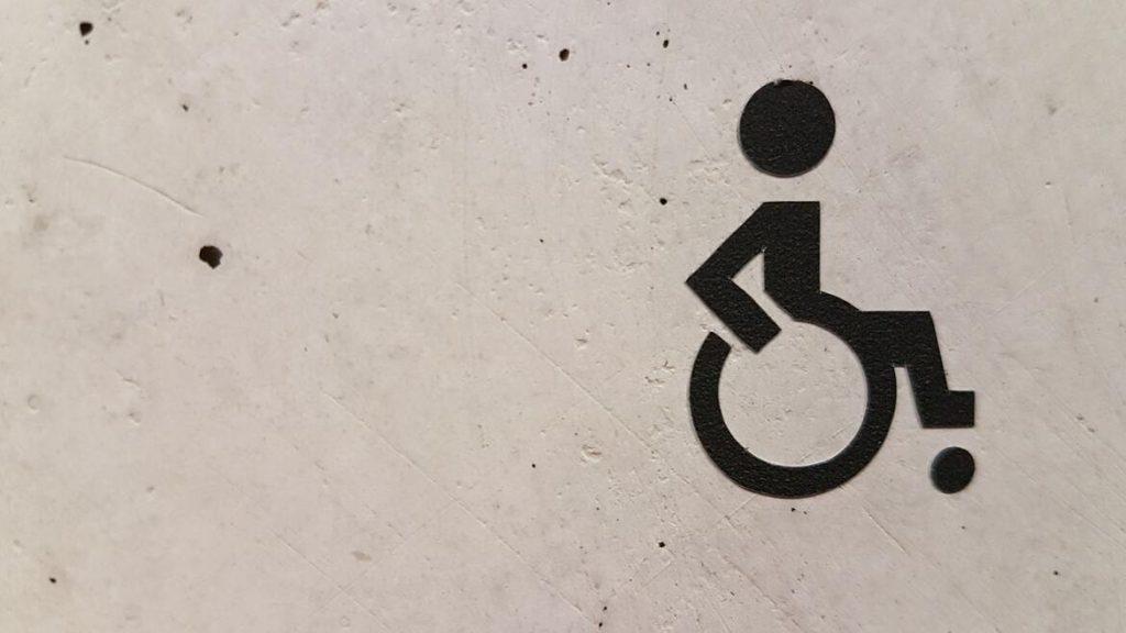 Menschen mit Behinderung haben eine lange Bewerbungsgeschichte