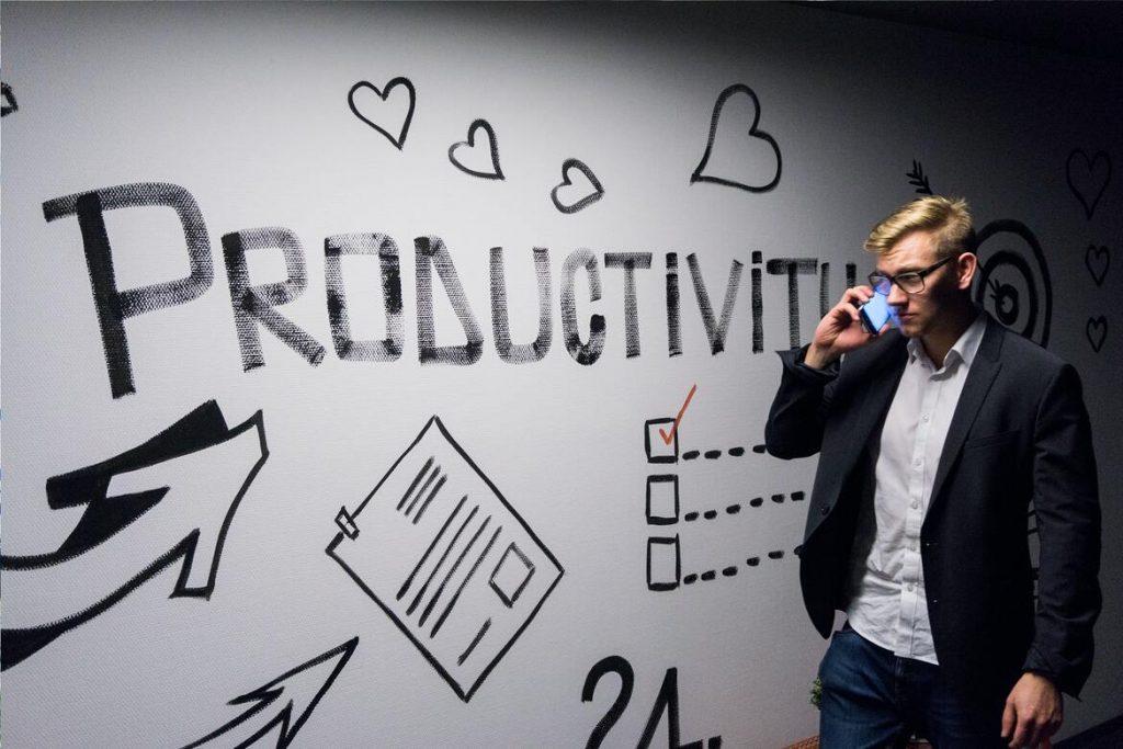 Jeder von uns sollte das Ziel haben seine Produktivität zu erhöhen