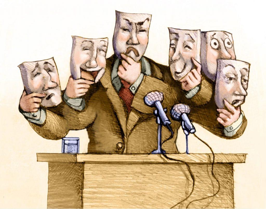 Mit einer starken Rhetorik können Sie Menschen fesseln, begeistern, mitreißen und zu gemeinsamen Höchstleistungen motivieren