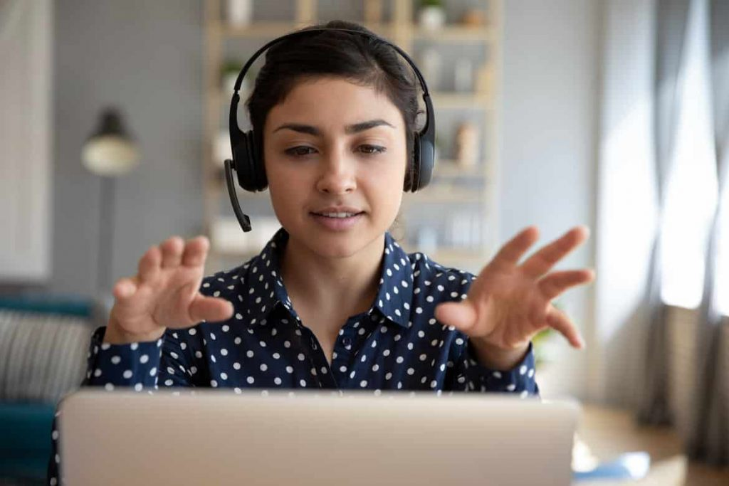 Wer sich beim Skype-Interview beweist, erhöht die Chancen auf den Traumjob