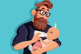Väter in Elternzeit: Karriereknick nach Babypause?