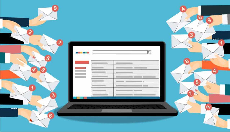 Mit diesen 10 Tipps hältst du Ordnung im E-Mail Briefkasten