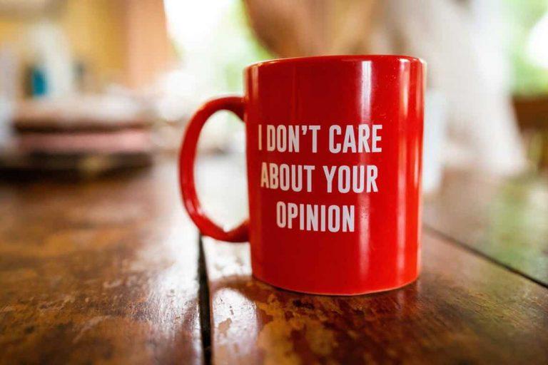 Keine Frage, das mit der Kaffeetasse im Büro ist so eine Sache, die nur schwer zu