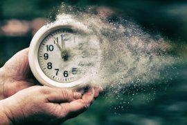 Warum die Zeit immer schneller vergeht