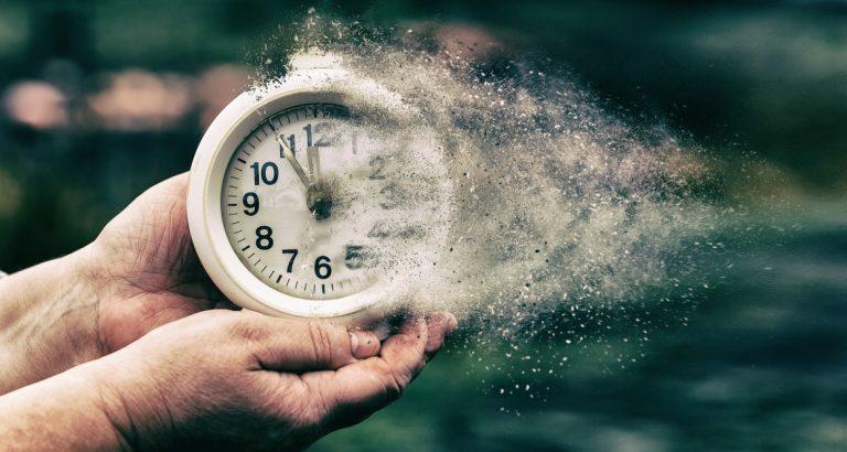 Die Zeit vergeht wie im Flug