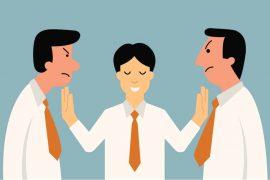 Konfliktmanagement: Wie professionelle Mediatoren helfen, einen Streit aufzulösen