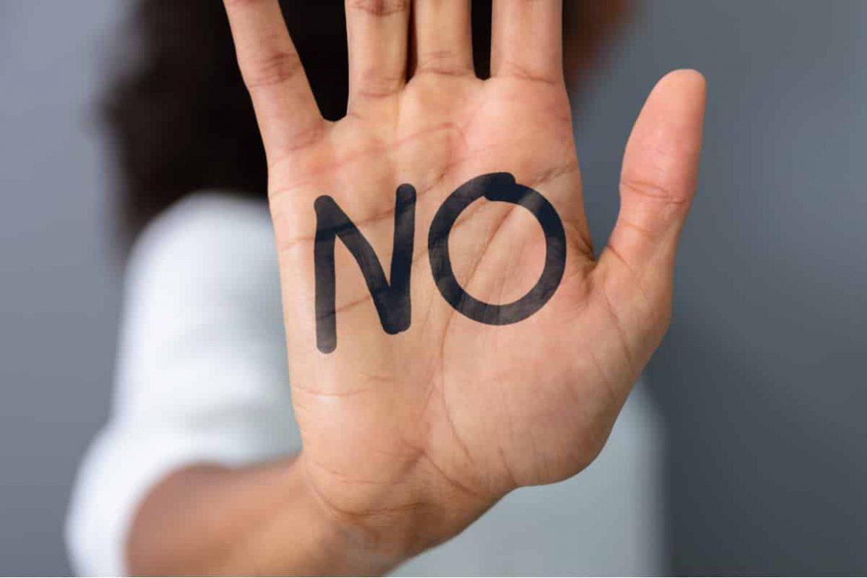 """""""Nein"""" sagen zu lernen kann förderlich für die Karriere sein"""