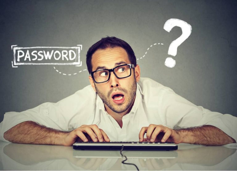 Auch am Büro-PC sollten Mitarbeiter ein sicheres Passwort verwenden
