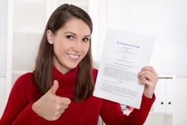 Unbefristeter Arbeitsvertrag: Inhalt, Muster, Kündigungsfrist und Co