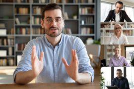 Digitale Führung: So managen Sie virtuelle Teams