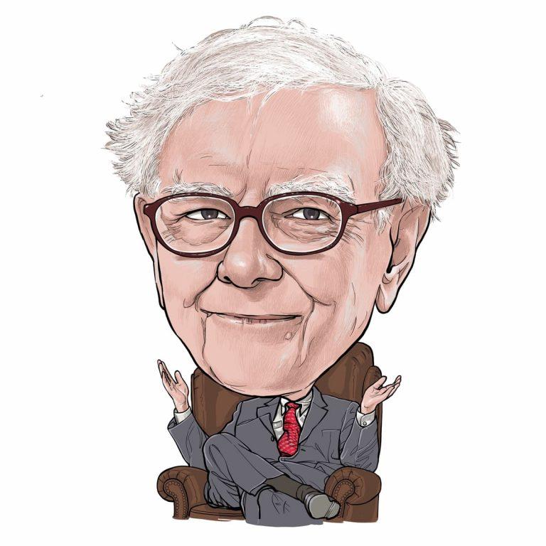 Warren Edward Buffett ist ein erfolgreicher Unternehmer und us-amerikanischer Großinvestor