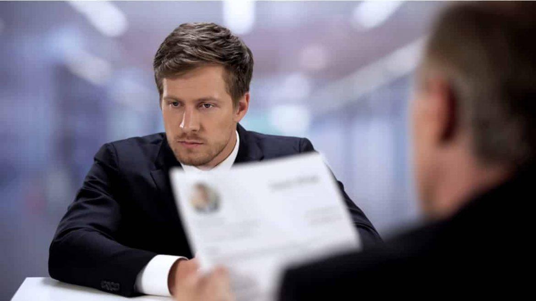 Eine länger andauernde Arbeitslosigkeit macht sich in einem Lebenslauf denkbar schlecht