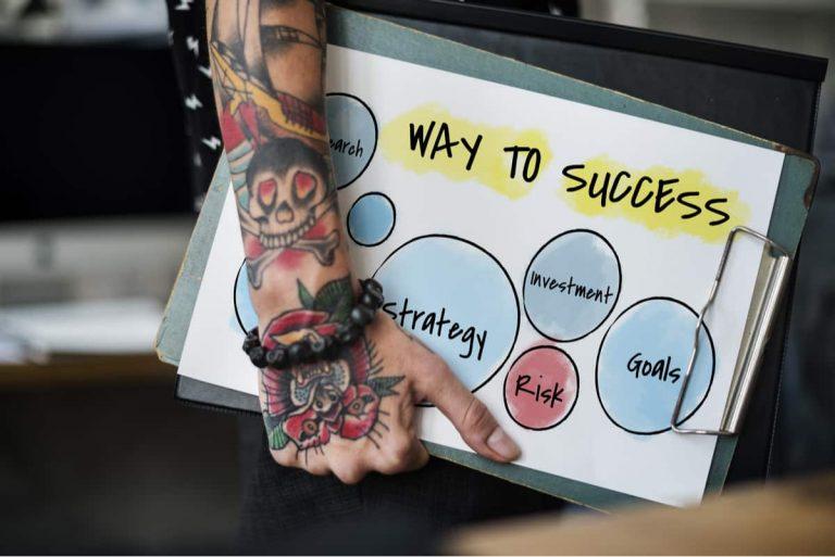 Mindmapping ist eine besondere (visualisierte) Form des Brainstormings