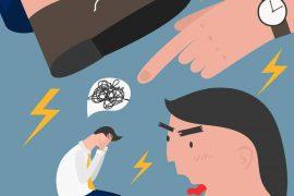 Burn-Out durch Mobbing? Seelischen Attacken am Arbeitsplatz