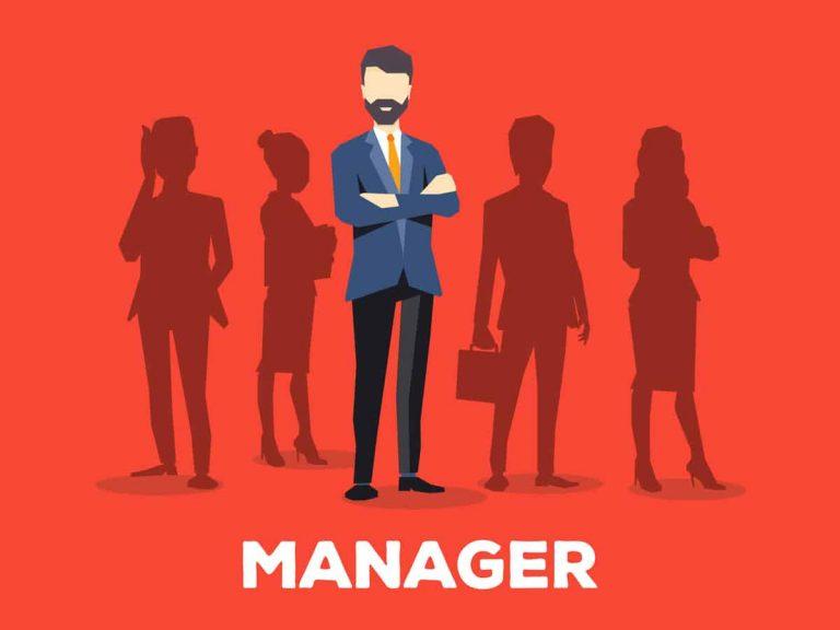 Manager ist nicht gleich Manager