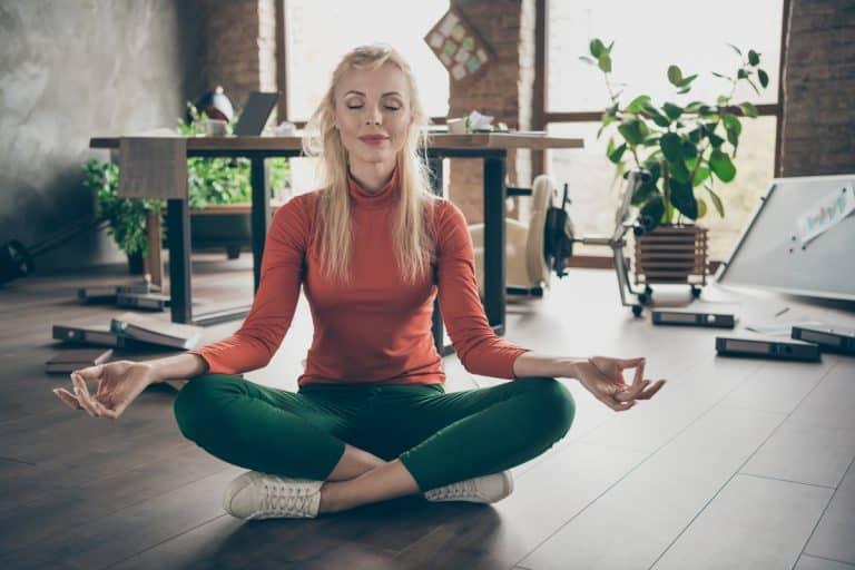 Meditative Übungen können Deine Karriere positiv beeinflussen